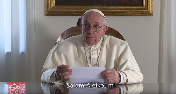 الموقع الإلكتروني للفاتيكان يكتب عن زيارة البابا فرانسيس إلى المغرب