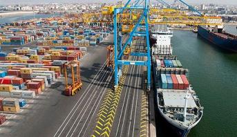 إطلاق خدمة إلكترونية جديدة لبرمجة مواعيد خروج الصناديق الحديدة من ميناء الدار البيضاء