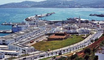 سياحة الرحلات البحرية.. ارتفاع بنسبة 14,3 بالمائة في عدد محطات التوقف بميناء طنجة المدينة