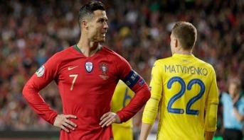 """منتخب أوكرانيا يهزم زملاء """"الدون"""" ويلتحق بركب المتأهلين إلى """"يورو 2020"""""""