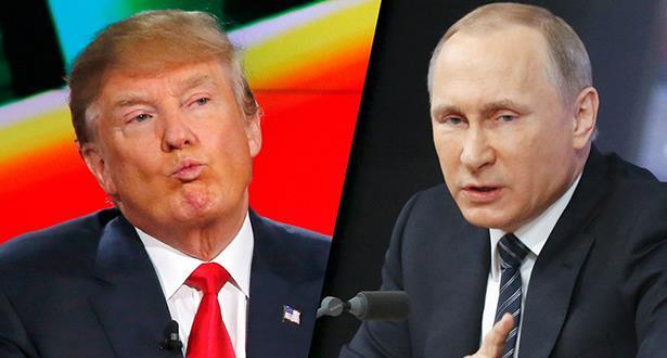 Actualite Poutine L Homme Le Plus Puissant Du Monde Devant Trump
