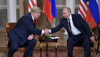 لقاء مرتقب بين ترامب وبوتين بباريس