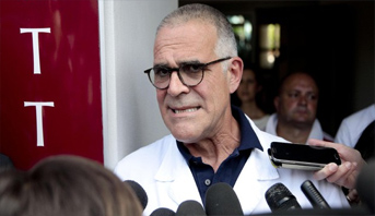 """طبيب بارز : فيروس كورونا """"لم يعد موجودا إكلينيكيا """" في إيطاليا"""