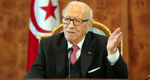 نجل الرئيس التونسي يتحدث عن الحالة الصحية لوالده