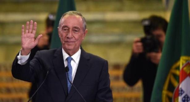 الرئيس البرتغالي دي سوزا يفوز بولاية جديدة بحسب نتائج أولية