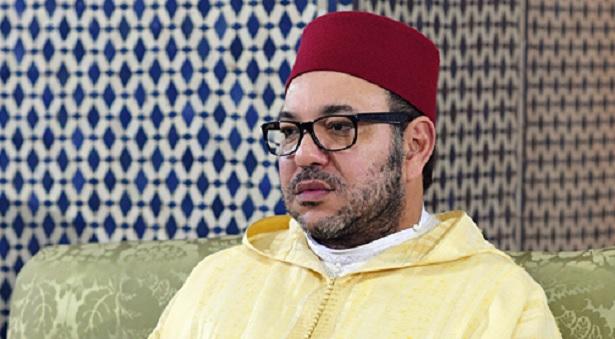 برقية تعزية ومواساة من الملك محمد السادس إلى أسرة الخليفة العام للطريقة القادرية الكنتية
