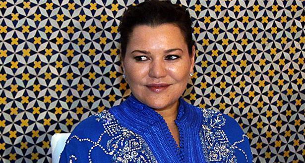 "La Princesse Lalla Hasnaa préside à Los Angeles un Dîner de Gala honorant la Dynastie Alaouite en tant que ""Dynastie de Tolérance"""