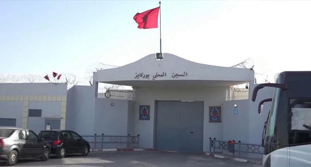 Implication de fonctionnaires dans le décès d'un détenu: la mise au point de la prison Bourkaiz