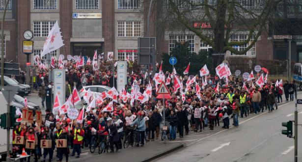 أعلى محكمة في ألمانيا تمنع المدرسين من الإضراب