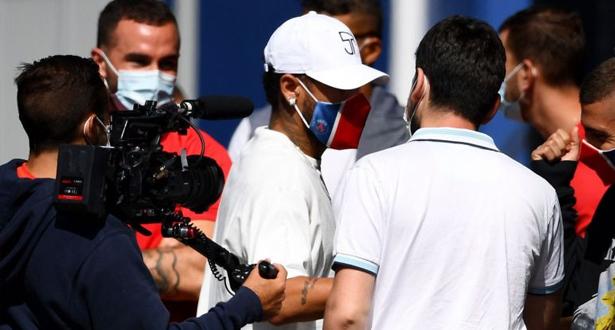 تسجيل  ثلاث إصابات بكورونا في صفوف لاعبي سان جرمان