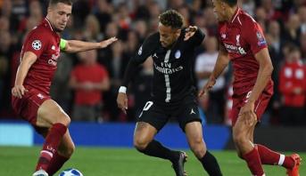 أبطال أوروبا.. ليفربول يقتنص فوزا صعبا على باريس سان جيرمان