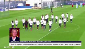 Ligue des champions: Dortmund affrontera le PSG en ouverture des 8èmes de finale
