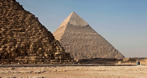 مصر... بعثة أثرية تعلن عن كشف أثري هام في منطقة الأهرامات