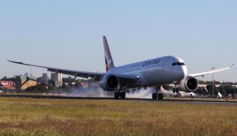 """شركة الطيران الأسترالية """"كوانتاس"""" تشطب على نحو ستة آلاف وظيفة"""