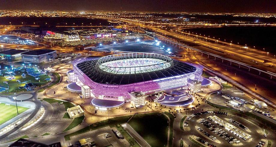 """""""ماتش للضيافة """" تسجل رقما قياسيا في المبيعات المسبقة لباقات الضيافة لمونديال قطر"""