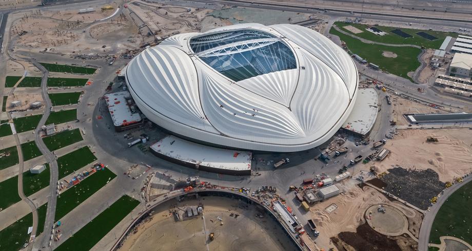 """مونديال """"قطر 2022"""" .. أربعة ملاعب جاهزة"""