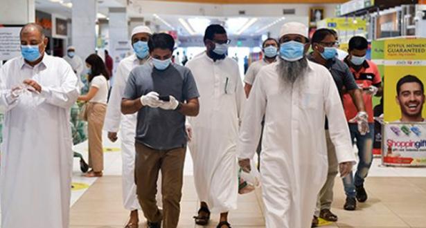 قطر تبدأ عملية فك الإغلاق التدريجية بافتتاح المراكز التجارية