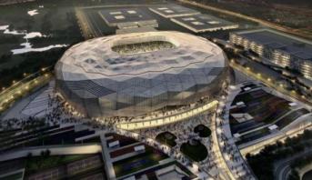 الإعلان عن جاهزية ثالث ملاعب مونديال 2022 الاثنين القادم