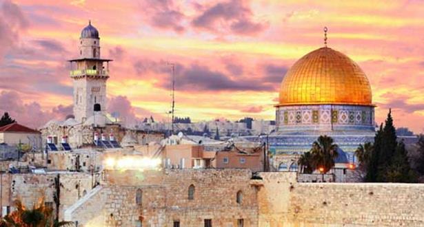 Le Comité international de soutien au peuple palestinien salue l'initiative de du Roi Mohammed VI envers la Mosquée Al Aqsa