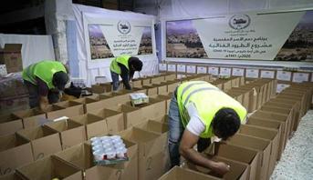 اللجنة الدولية لدعم الشعب الفلسطيني تثمن عاليا الدعم المغربي لمستشفيات وآهالي القدس الشريف