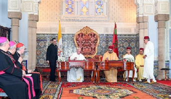"""L'Ambassadeur Hilale et le Nonce Apostolique transmettent conjointement """"l'Appel d'Al-Qods"""" au Secrétaire général de l'ONU"""