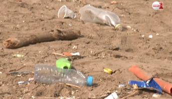 روبورتاج .. الإهمال يطال شاطئ الرباط بسبب غياب ثقافة نظافة البيئة