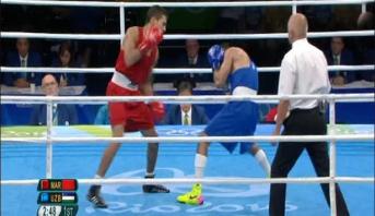 فيديو .. البطل الربيعي يودع الأولمبياد ويهدي برونزية للمغاربة
