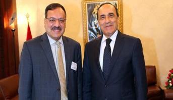 رئيس مجلس النواب يؤكد على أهمية الحوار المغربي - الجزائري