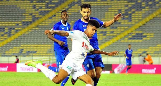 Botola Pro D1: Le Raja de Casablanca s'impose à domicile face au Rapide Oued Zem