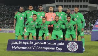 كأس محمد السادس للأندية الأبطال.. الرجاء يتأهل إلى نصف النهاية