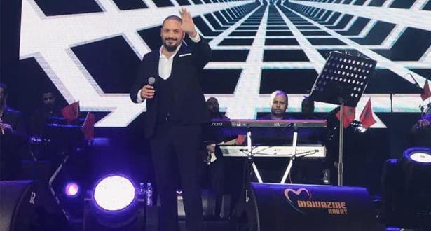 Mawazine 2019: Spectacle mémorable de la pop star libanaise Ramy Ayach