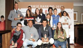 الجامعة الملكية المغربية للفروسية تحتفي بأبرز فرسان وخيول سنة 2018