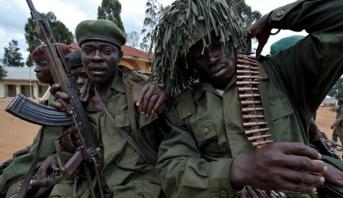 11 قتيلا و15 مخطوفا في هجوم لمتمردين شرق الكونغو الديموقراطية