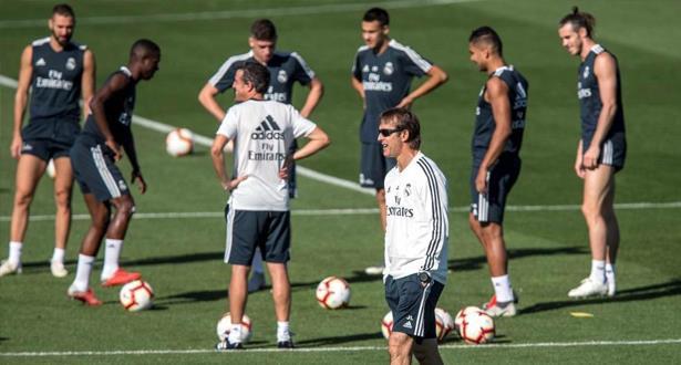"""""""ماركا"""" تكشف المرشح الأقرب لتدريب ريال مدريد"""