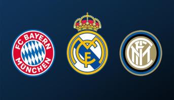 """أندية ريال مدريد وبايرن ميونيخ وأنتر ميلان تطلق """"كأس التضامن"""" لسنة 2021"""