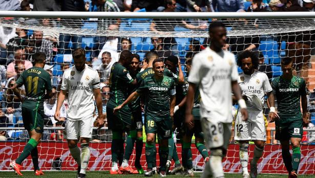 Espagne: le Real battu à domicile pour sa dernière de la saison