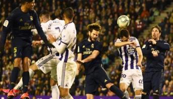 """ريال مدريد يقبل هدية فالنسيا وينفرد بصدارة """"الليغا"""""""