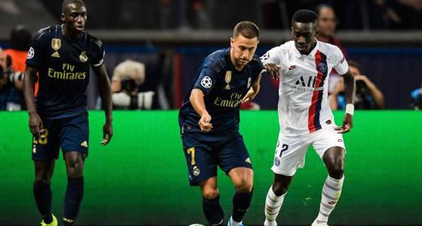 C1: le Paris SG réussit sa rentrée européenne en surclassant le Real Madrid (3-0)