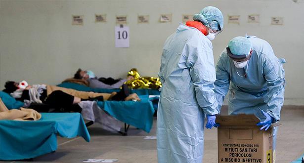تطورات انتشار فيروس كورونا المستجد حول العالم