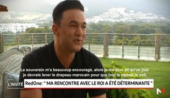 Edition Spéciale > Interview exclusive avec RedOne, star internationale de Musique