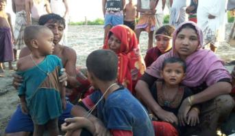 Bangladesh: au moins 10 morts dans le naufrage d'un bateau de réfugiés Rohingya