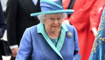 Brexit: le projet de loi promulgué par la reine Elizabeth II