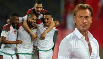 """تصريح هيرفي رونار بعد فوز """"الأسود"""" على منتخب أوزباكستان"""