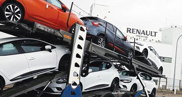 5203 سيارة مبيعات مجموعة رونو المغرب في شهر يناير 2019