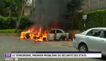 Afrique : le terrorisme, premier problème de sécurité des Etats