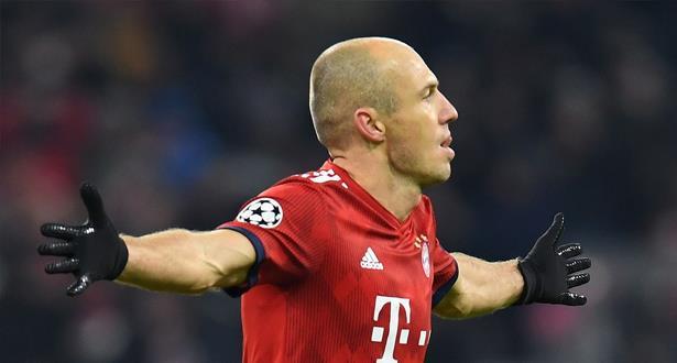 Robben annonce son départ du Bayern en juin