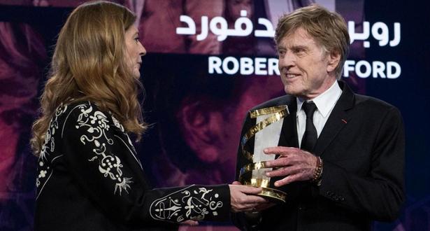 مهرجان مراكش  .. تكريم روبرت ريدفورد أسطورة هوليوود الحية