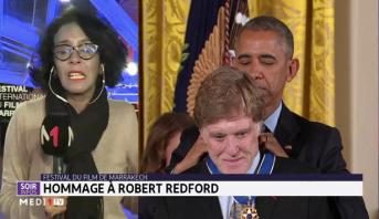 FIFM 2019: hommage rendu à Robert Redford en reconnaissance à sa carrière