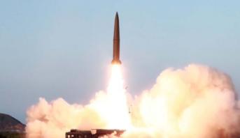 كوريا الشمالية تطلق صاروخين وترفض محادثات جديدة مع سيول