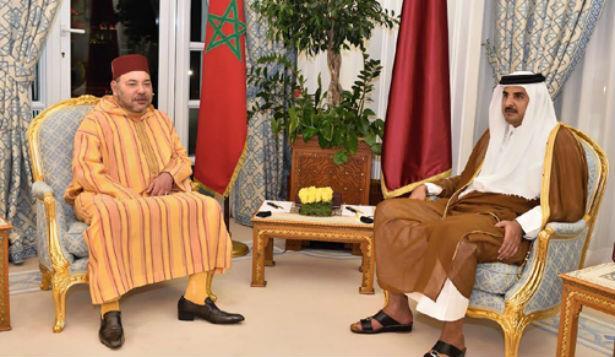 Entretien téléphonique du Roi Mohamed VI avec Cheikh Tamim Bin Hamad Al Thani, Émir du Qatar